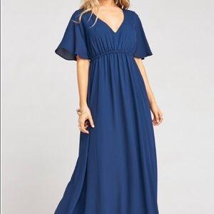 Emily Empire Maxi Dress